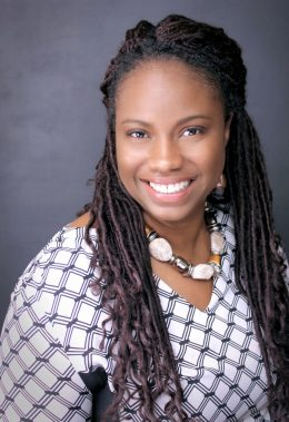 Headshot of past president Felicia Houston